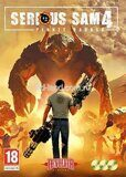 3DVD SERIOUS SAM 4 (ЛИЦЕНЗИЯ) (ТРИ DVD) - Action / FPS