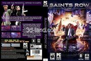 SAINTS ROW 4 (ЛИЦЕНЗИЯ, 24 DLC) DVD9