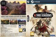 2DVD TOTAL WAR: THREE KINGDOMS (ЛИЦЕНЗИЯ)
